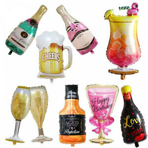 Whiskey-Wine-Bottle-Beer-Cup-Balloon-30th-40th-50th-60th-Birthday-Party-Supplies