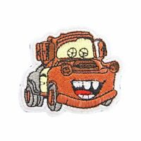 Disney's Cars Mater The Truck Embroidered Patch