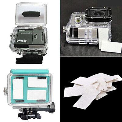 12 X Anti-Fog Drying Inserts for Gopro Hero 4 3 2 SJ4000 Xiaomi Yi Camera Pretty