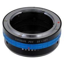 Fotodiox objetivamente adaptador pro Mamiya 35mm (CP) lens to Sony Alpha e-Mount Camera