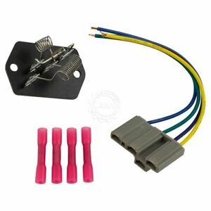 Details about Dorman 973-5091 Heater AC Blower Motor Resistor with on