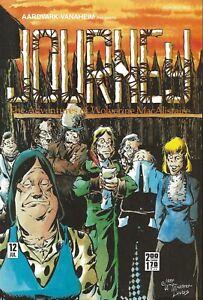 JOURNEY #12 JULY 1984 ADVENTURES OF WOLVERINE MACALISTAIRE AARDVARK-VANAHEIM