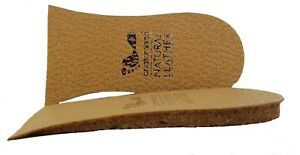 Heel-Lifts-Cork-0-5-cm-Men-s-amp-Ladies-Leather-upper