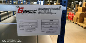 Fachbodenregal-GEMAC-Laenge-13-100-mm-Hoehe-2-500-mm-Breite-1-200-x-1-310-mm