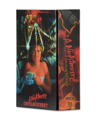 Freddy Krüger A Nightmare on Elm Street 30th Ultimate 7 18cm Action Figur Neca