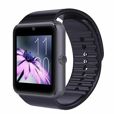 Bluetooth Smart Wrist Watch SIM Phone Mate for iPhone 6 IOS Android Samsung HTC