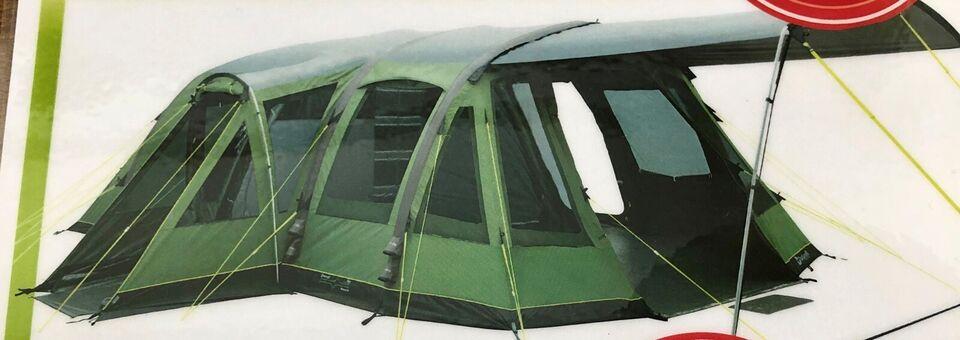 Concorde 5SATC lufttelt Familietelte Telte