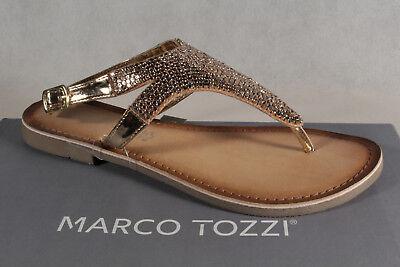 Marco tozzi Thong Flip Flops Mules Sandals Pink New | eBay