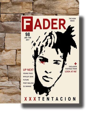 20x30 24x36In N1354 Art Poster New XXXTentacion Rap Hip Hop Music Star Rapper