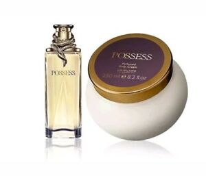 New Oriflame Possess Eau De Parfum Body Cream Gift Bag Ebay