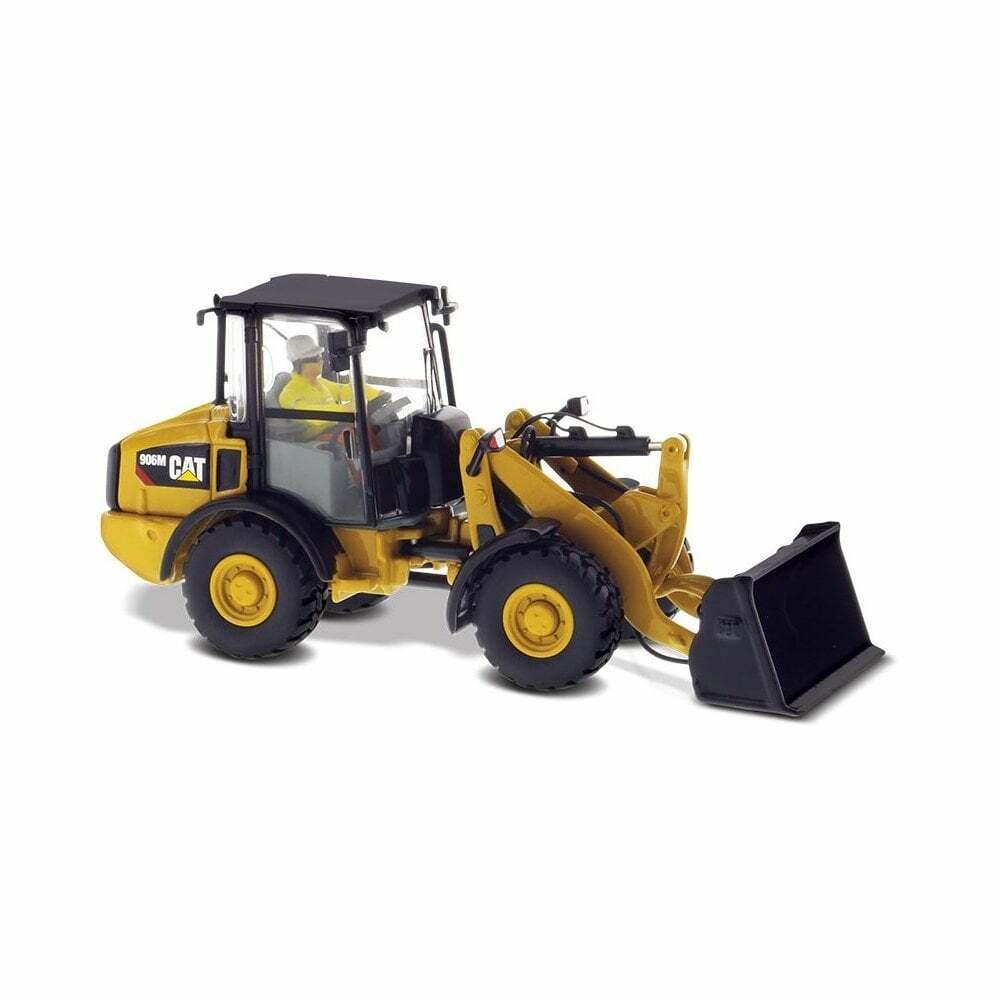 Cat 906M Wheel Loader 85557  Diecast Models Weiß Box   1 50