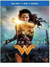 Wonder Woman (Blu-ray Disc, 2017)