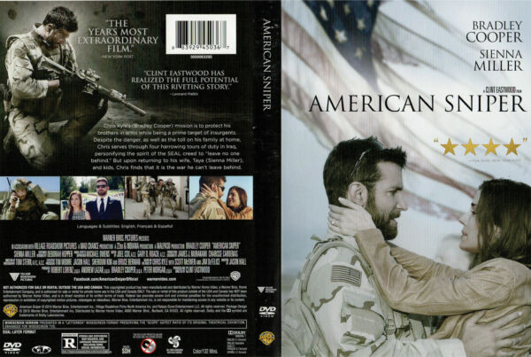 American Sniper (Blu-ray Disc, 2017) for sale online | eBay