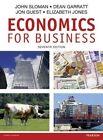 Economics for Business by John Sloman, Jon Guest, Dean Garratt, Elizabeth Jones (Paperback, 2016)