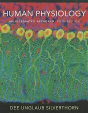 Human Physiology : An Integrated Approach Hard Back 5th Edition
