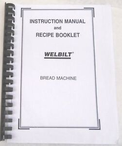 Welbilt bread machine blog: february 2011.