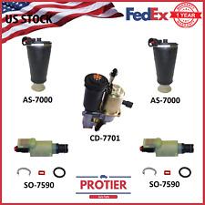 Westar Cd7701 Air Suspension Compressor Ebay