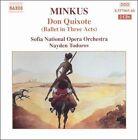 Minkus: Don Quixote (CD, Nov-2003, 2 Discs, Naxos (Distributor))