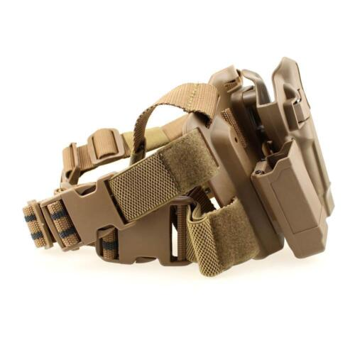 Holster Gun Accessories Durable Military Drop Leg Holster for Beretta M9 M92