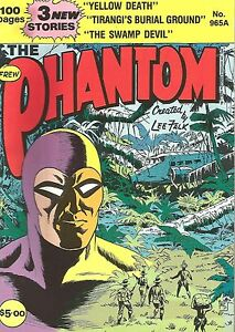 THE-PHANTOM-COMIC-965A-VERY-FINE-MINUS