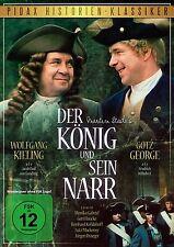 Der König und sein Narr * DVD Historienfilm Götz George Wolfgang Kieling Pidax N