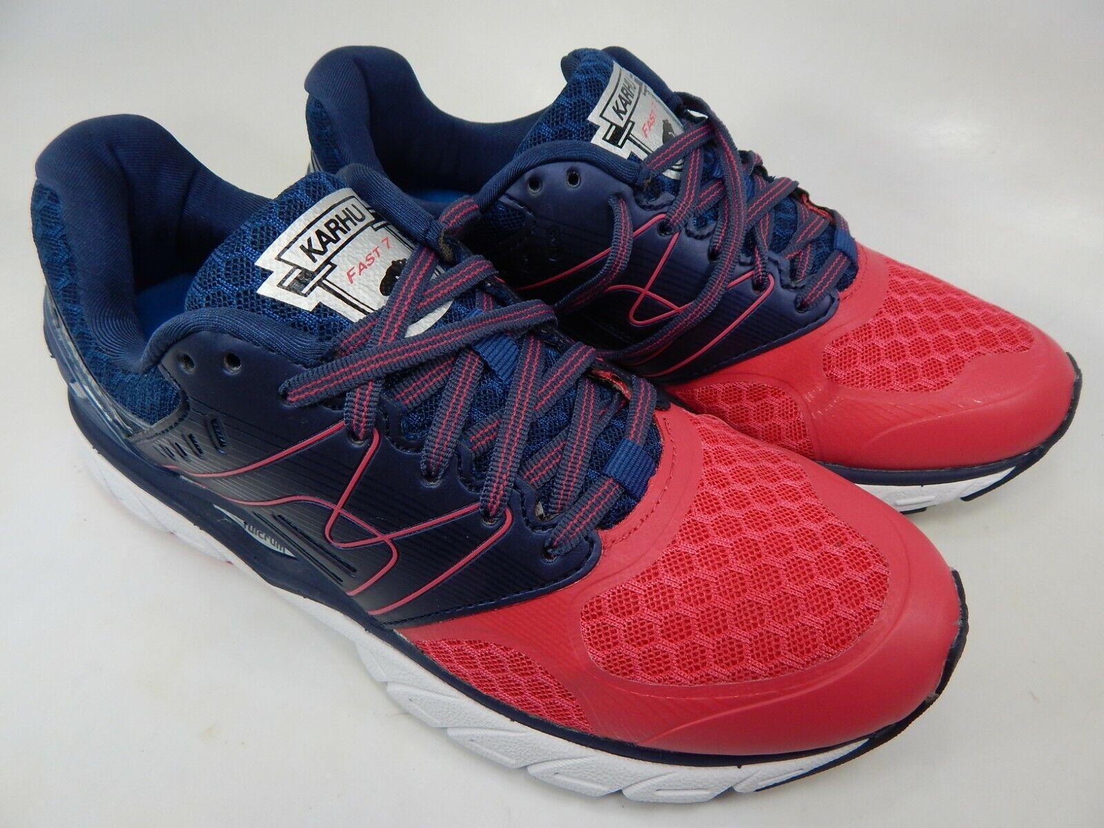 Karhu Fast 7 MRE Size US 7 M (B) EU 38 Women's Running shoes Red F200203