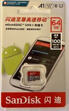 100MBs A1 U1 C10 Works with SanDisk SanDisk Ultra 200GB MicroSDXC Verified for Verykool RS75 Flint by SanFlash