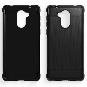 Cover TPU Gel Silicone for Huawei Nova Smart Honour 6c/6s Anti Shock Black