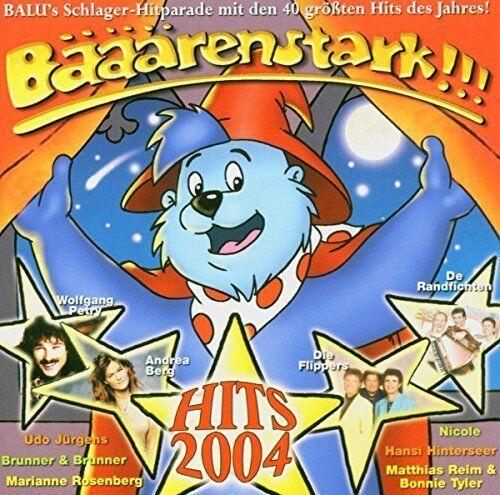1 von 1 - Bääärenstark-Hits 2004 De Randfichten, Andrea Berg, Reim & Bonnie Tyler.. [2 CD]