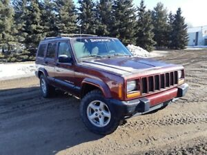 Selling a 2001 jeep