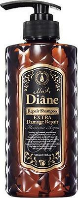 Moist Diane oil Shampoo Extra damage repair 500ml from Japan