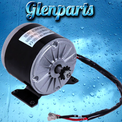 24V 250W 280W Electric Motor ft Razor Ground Force Drifter Go Kart Pulse Super-C