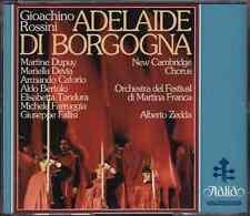 ██ OPER ║ Gioacchino Rossini (*1792) ║ ADELAIDE DI BORGOGNA ║ 2CD