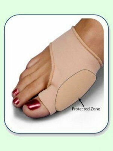 Bunga Pads® Small Bunion Gel Sleeve REDUCES PRESSURE /& PAIN FAMOUS PROTECTION