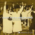 Smithsonian Folkways: Classic African American Gospel by Various Artists (CD, Jan-2008, Smithsonian Folkways Recordings)