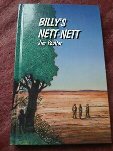 JIM-POULTER-SIGNED-BOOK-BILLY-039-S-NETT-NETT