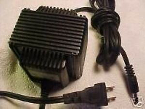 13.5v ac Creative power supply = I Trigue 3300 3350 spe