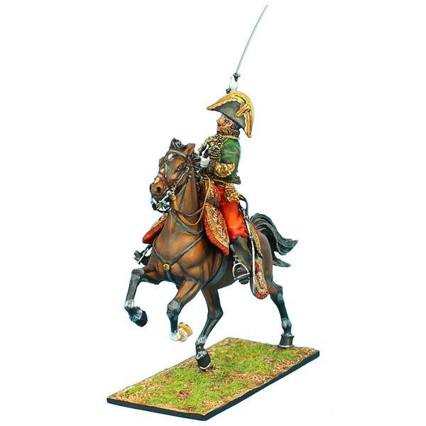 Primer Cuerpo Cuerpo Cuerpo  General nap408lasalle (caballería) 2a8
