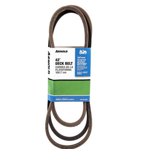 """Arnold Deck Drive Belt for John Deere GX20570 GX20072 GY20570 42/"""" D100 D130"""
