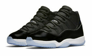 8b4c69f7115 Nike Air Jordan 11 Retro (378037-003) Men's Shoes - Black/Concord White, 12  US