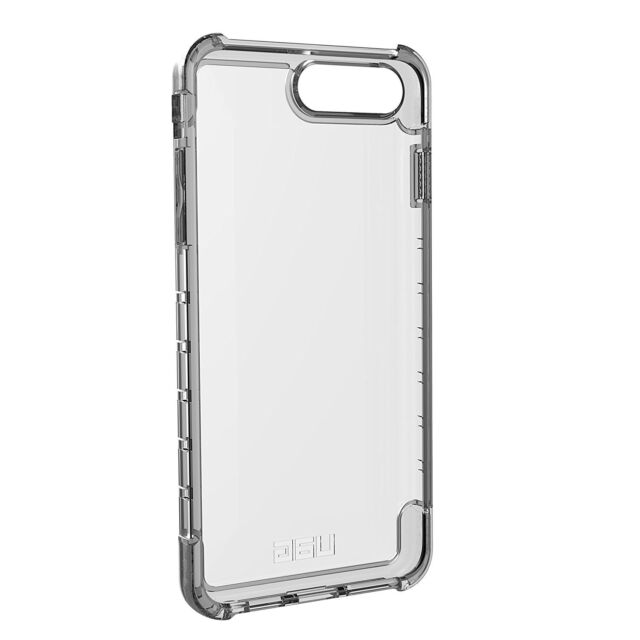 new concept f687c 9eae8 UAG Urban Armor Gear Plyo Series Case for iPhone 8 Plus 7 Plus 6s Plus Gray