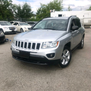 2011 Jeep Compass Auto A/C Certified