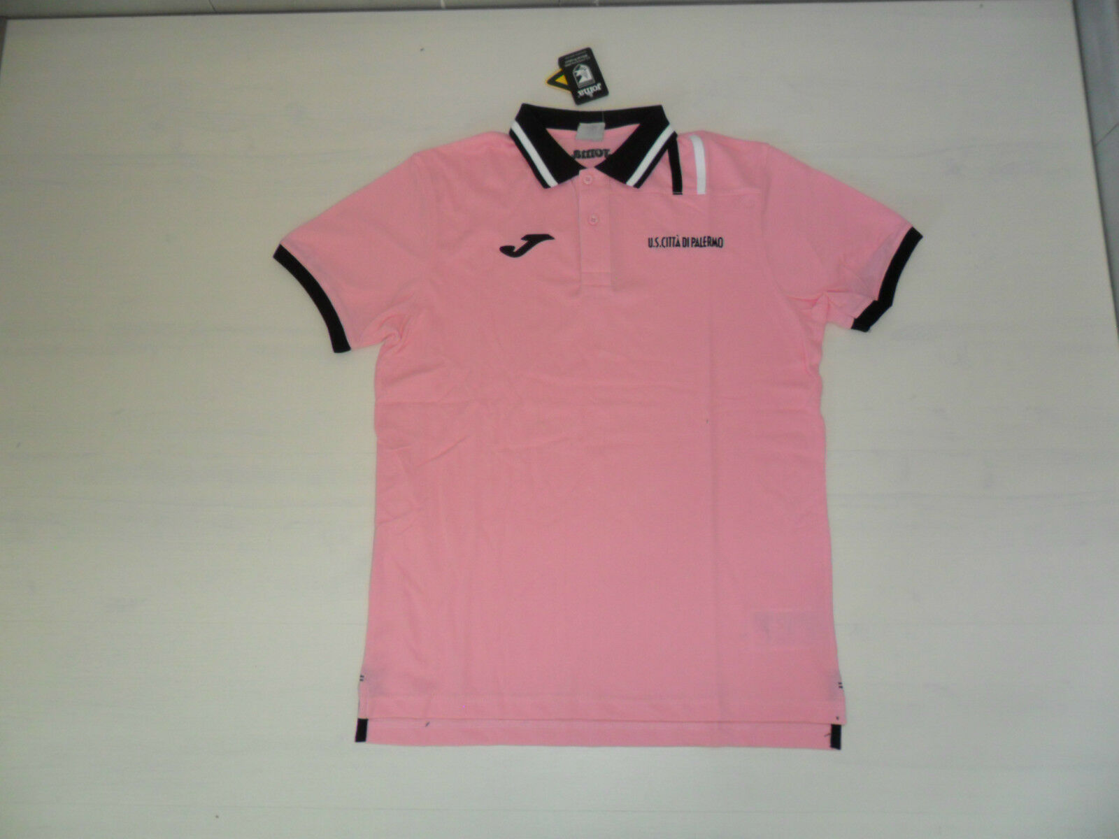 2145d0ca6 FW14 PALERMO JOMA S POLO RAPPRESENTANZA OFFICIAL PLAYERS SHIRT TOP JERSEY