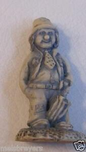 Georgia-Marble-Limited-Edition-Figurine-HOBO-466-3000-4-034-Tall-Free-Shipping