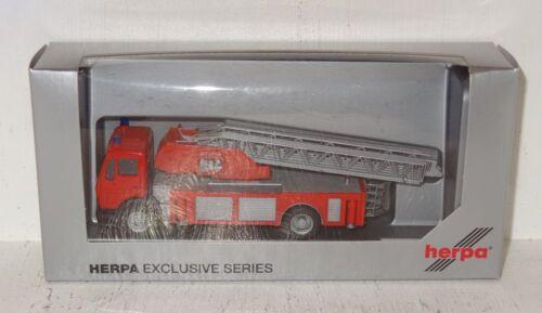 D653 Herpa 297318 mercedes-benz s escalera giratoria bomberos 1:87 OVP