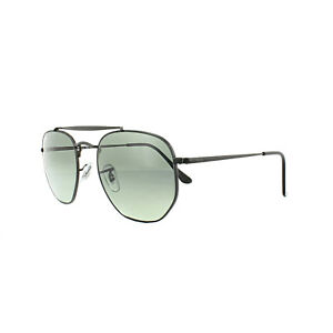b4a1dca1cb Ray-Ban Sunglasses Marshal 3648 002 71 Black Grey Gradient ...