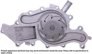 Engine Water Pump Cardone 58-507 Reman