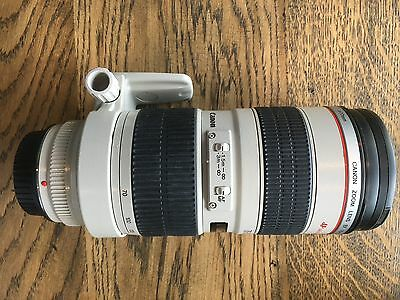 Canon EF 70-200mm F/2.8 EF L USM Lens