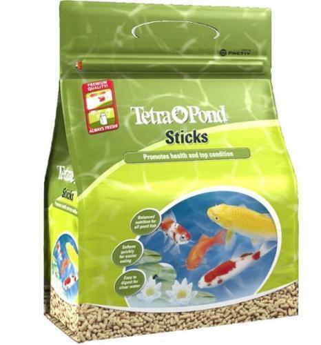 Tetra Pond Food Sticks 1680g 1.7KG  Pond Koi TetraPond