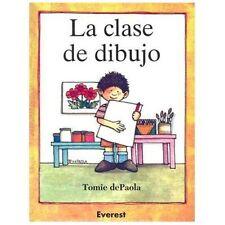 La Clase de Dibujo by Tomie dePaola; Juan Gonzalez Alvaro